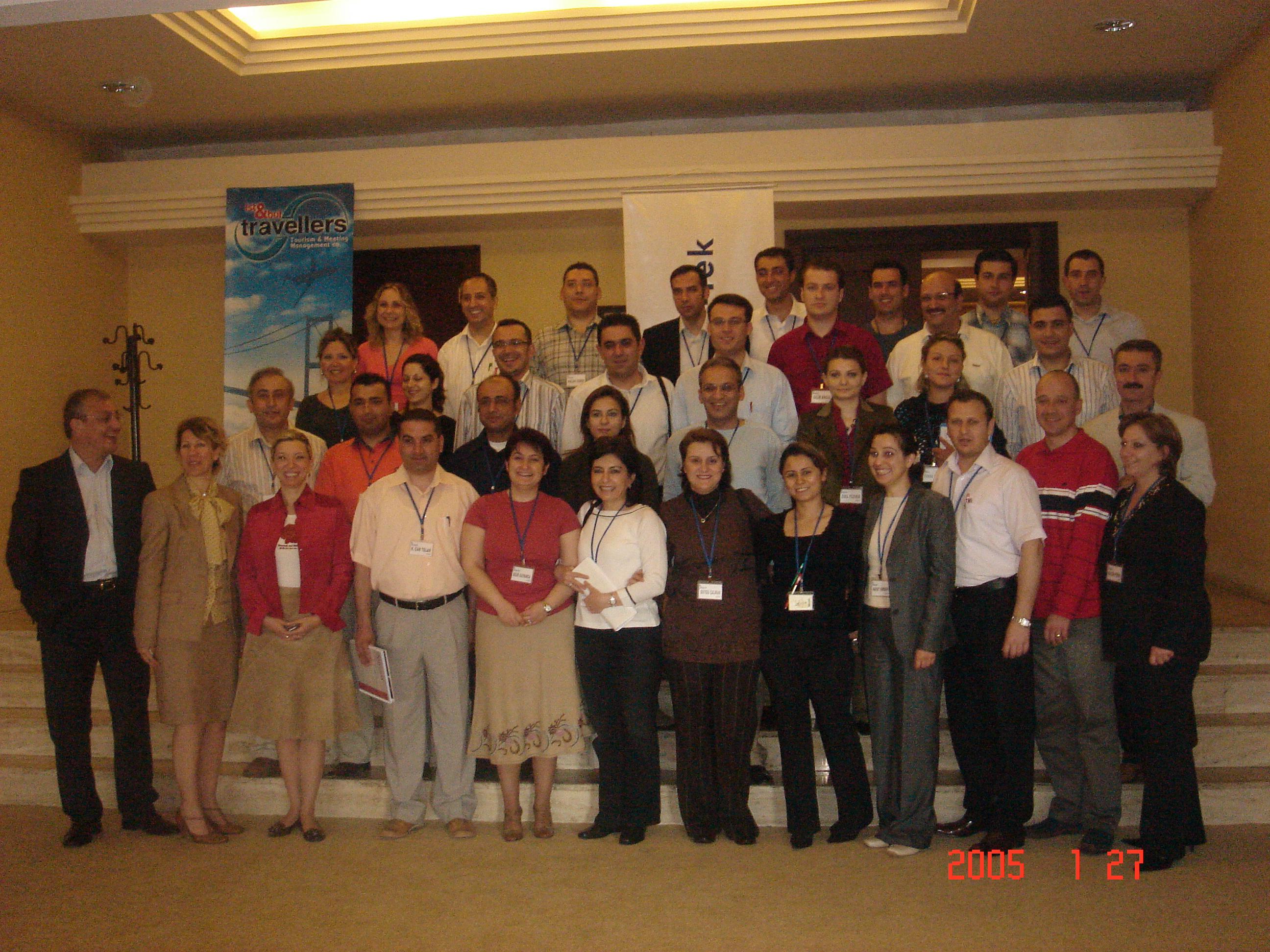2005 Yıl Sonu Toplantısı