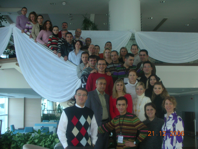 2006 Yıl Sonu Toplantısı