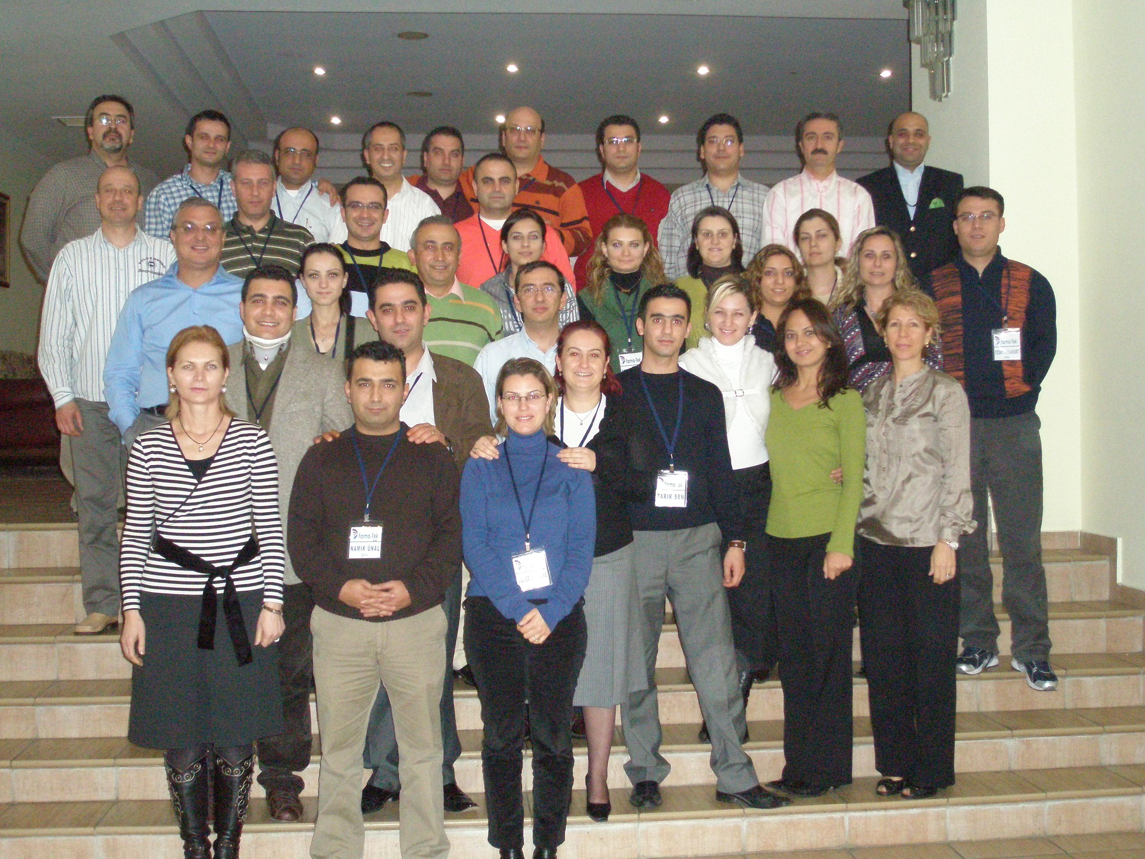 2007 Yıl Sonu Toplantısı