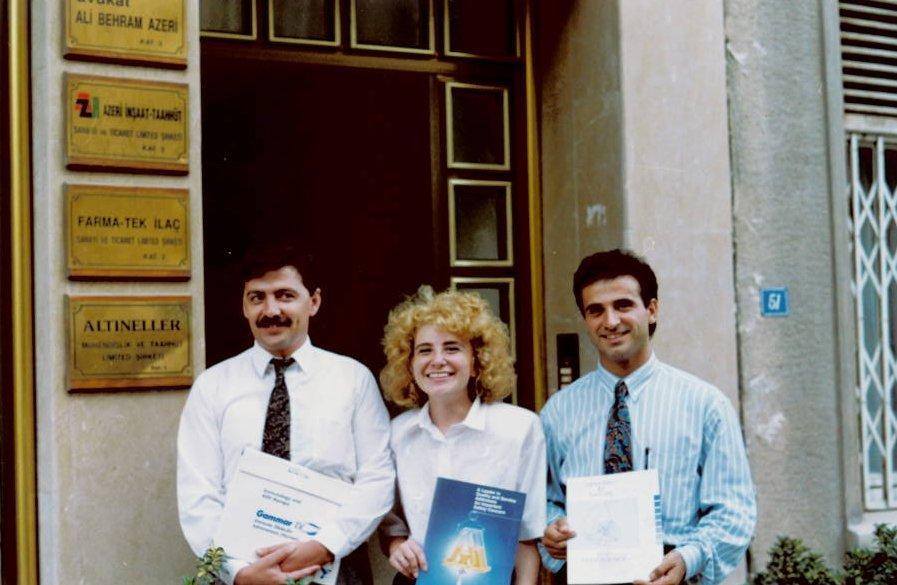 28 Ağustos 1991 Farmatek Kuruldu