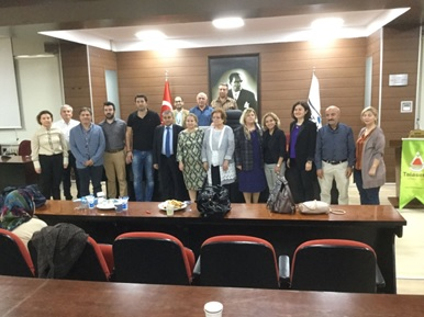 28-29 Ekim Talasemi Federasyonu Toplantısı