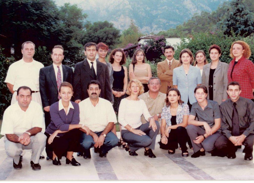 1999 Satış Toplantısı