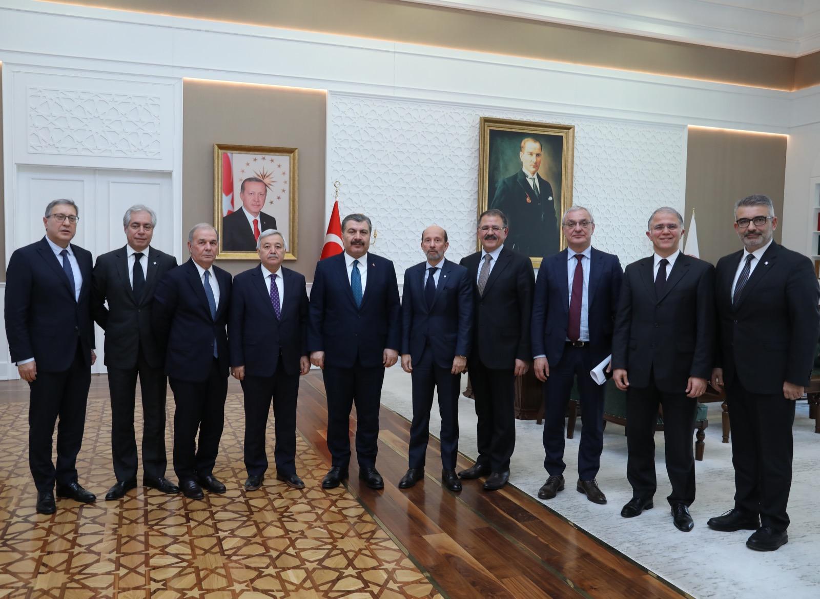 İEİS Ankara Ziyaretleri